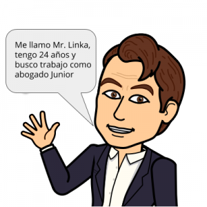 Mr. Linka abogado Junior