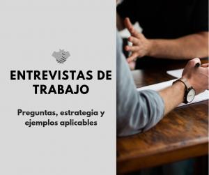 Entrevista de Trabajo preguntas y ejemplos