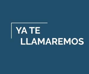 Logo Ya Te Llamaremos