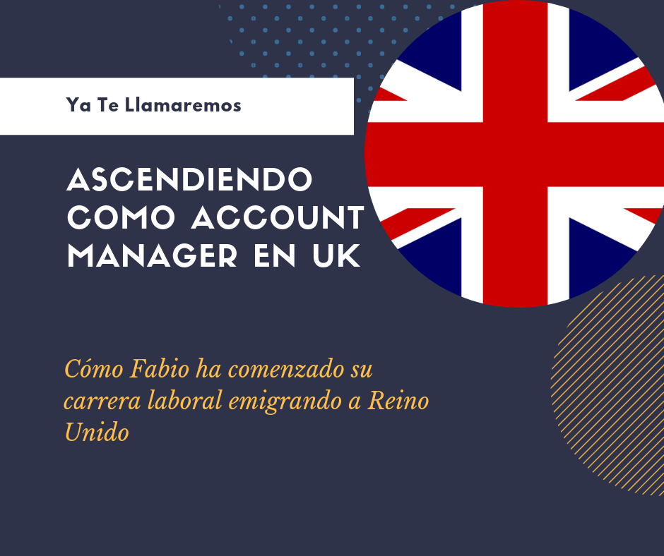 Trabajo en UK (Account Management)