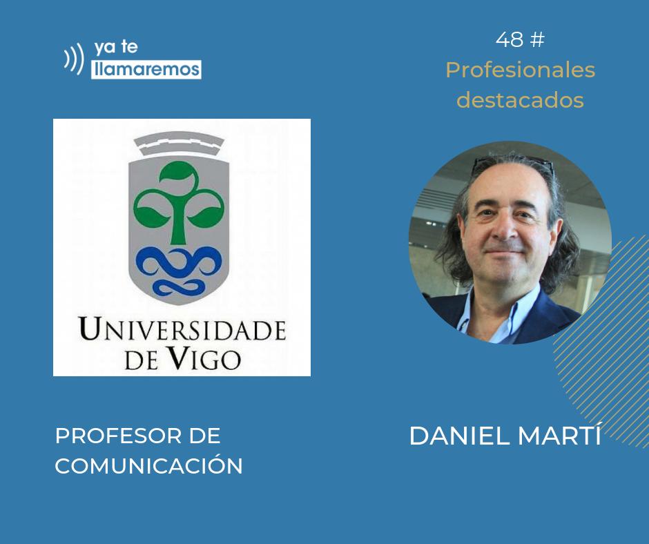 Daniel Martí - Ya Te Llamaremos