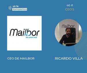 Ricardo Villa CEO MAILBOR