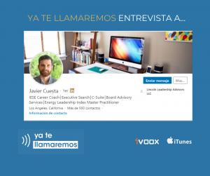 Entrevista a Javier Cuesta II
