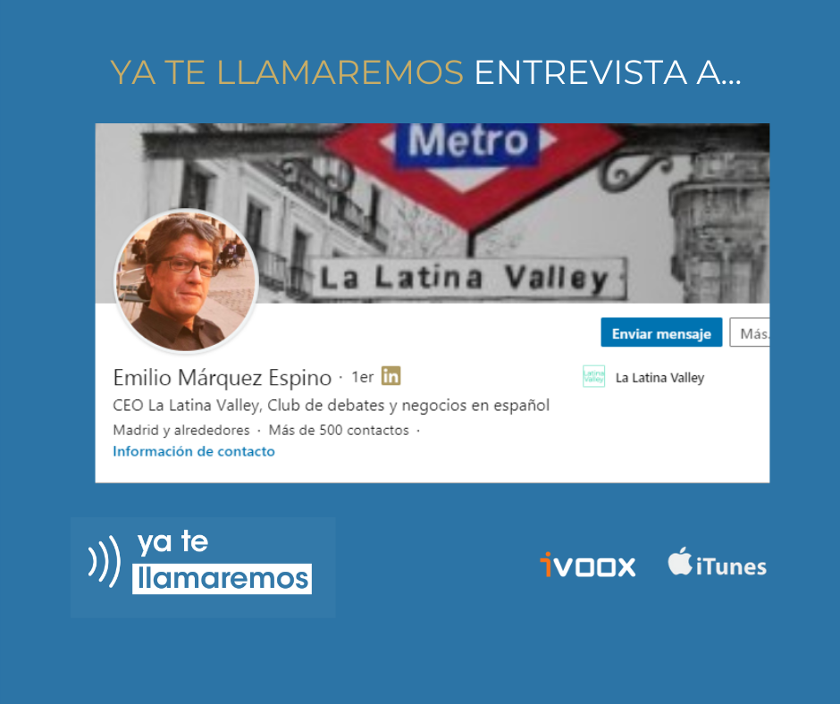 Entrevista Emilio Márquez Espino